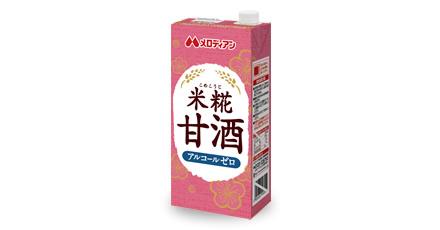 メロディアン酒粕甘酒 1000ml×6本 - amazon.co.jp